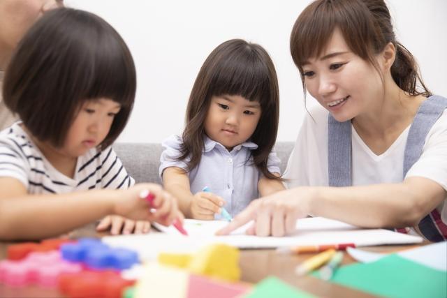 幼児の子供教育